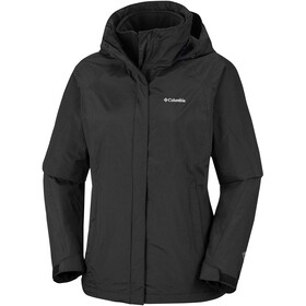 Columbia Venture On Vielseitige Jacke Damen black